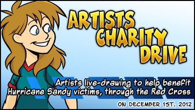 ArtistCharityDrive2012